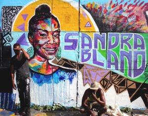 ArtWork by Kalkidan Assefa and Allan Andre (Sandy Speaks)