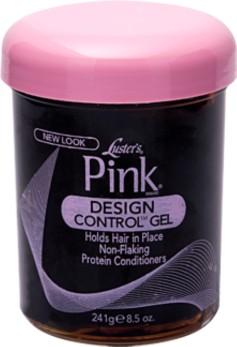Pink Hair Gel